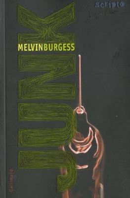 junk melvin burgess essay Smack questions and answers in junk, also called smack, by melvin burgess, the language is simple and straightforward but there is an intention to shock.